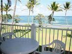 Kapaa Shore Resort #202-Beauty OCEANFRONT!