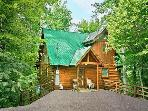 Smoky Mountain Cabin Treehouse 1708