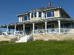 Waterfront vacation rental home in Monument Beach