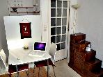 Well located studio, Saint Germain