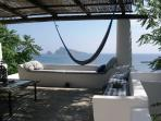 Villa Panarea, splendid sea views