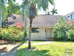 Pet Friendly pool home in Old Naples only 2 blocks to the beach!