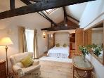 Little Court Apartment, Porlock - Sleeps 2 - Exmoor National Park