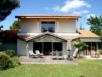 Villa contemporaine 4ch dans golf, 12' Montpellier