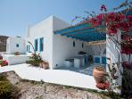 Luxury Villa by the beach at Akrotiri