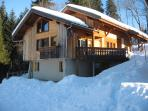 Chalet Ruisseau, Les Gets, France