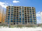 2 bedroom, 2 bathroom, oceanfront condo sleeps 6