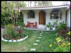 Comfortable 2 bed house in Central Pana Guatemala