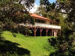 Custom Craftsman Home in Waimea with Mauna Kea Views