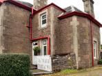 Galvelbeg House Self-catering Apartment, Crieff