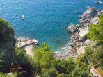 Limoncello centrally located Praiano two rooms