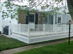 Cape May 2 Bedroom/1 Bathroom House (101600)