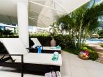 Apt 111, The Condominiums at Palm Beach, Christ Church, Barbados - Beachfront