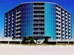 Beautiful 2 Bedroom / 2 Bathroom Penthouse Directly on the Beach SB-1007