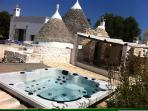 Trullo con Lamia Sunrise