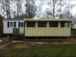 MOBILE HOME IN 5 STAR CAMPING