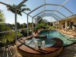 Villa Tropical Breeze in Cape Coral, FL