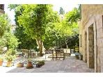 Jerusalem Rental Centrall, Green & Quiet ,3  units
