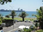 A  stunning  2 bed/2 bathroom apt with sea views.