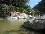 3 BR with Sandy River Beach in Puerto Vallarta