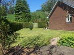 Gwynfan Bungalow 4* Self Catering in Mid Wales