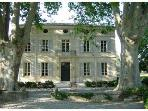 Domaine Le Vallon en Provence 18th Century chateau