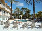 South Beach 3 room Pool, Golf & Tennis Resort Villa Oprah (5 pers)