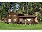 5 Bdr Log Cabin (Sky View ) Black Hills Custer SD