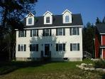 Large Cape in Quiet, wooded setting near AcadiaNP