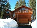 Deluxe Tahoe Home off Pioneer Trail