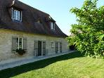 Holiday rental  with private pool, Dordogne.