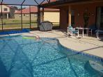 4 BR Villa Private Pool.Close to Disney & Airport