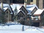 Prime Ski-in/out Location 2 Bedroom Sleeps up to 8