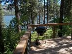 Lakefront cabin Vallecito in Durango Colorado