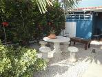 2 BR, 2.5 bath villa in oceanside resort, with a/c