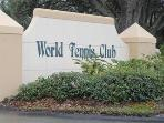 World Tennis Club Courtside 2br  Condo Naples, FL