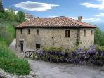 La Balconata - A farmhouse in Tuscany