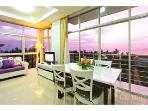 2 Bed, Sea-view Apartment in Klong Muang, Krabi
