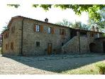 CAMINETTO- FARMHOUSE, POOL, AIR CONDIT, PLAYGROUND
