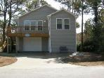4 BR 3 BA OBX Beach House With all the Amenities