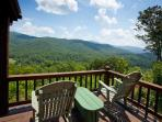 Amazing mountain views, best in Blue Ridge!