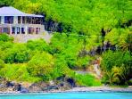 Jamdown Waterfront Villa for 3 - Bequia