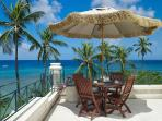 Schooner Bay 307 Penthouse ''The Lookout'' at St. Peter, Barbados - Beachfront, Communal Pool, Gated Community