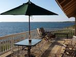 Spectacular Private Waterfront and Beachfront Cottage(Lieutenant Island,Wellfleet,Cape Cod,MA)