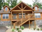Tomahawk Cabin- 2 Bedroom, 2 Bath Stonebridge Golf Resort Lodge