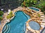 Seahorse Cove: 4BR/5.5BA Family-Friendly Pool Home with Dock