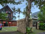 SVARGA  RESIDENCE: Luxurious Central Villa in the BATU JIMBAR Estate, 50 meters from Sanur Beachfront.
