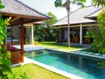 Villa Iris 2 br with pool -Seminyak, luxury Villa