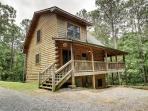 SOMEPLACE SPECIAL*2 BEDROOM/2 BATHROOM (ALSO INCLUDES A LOFT)-LOCATED IN THE COOSAWATTEE RIVER RESORT-CHARCOAL GRILL-HOT TUB-FIRE PIT-FOOSBALL TABLE-PET FRIENDLY-$99/Night