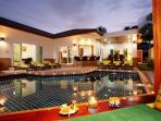3-4 bedrooms luxury and comfortable villa Phuket